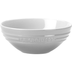 Le Creuset White Stoneware 19 Ounce Multi Bowl