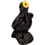 Le Creuset Black Onyx Stoneware Pie Bird