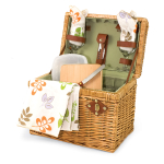 Picnic Time Botanica Collection Napa Botanica Picnic Basket