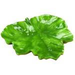Home Decor Ceramic Pumpkin Leaf Serving Platter