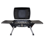 Picnic Time Portagrillo Black Portable Gas Grill