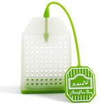 Zan's Green Silicone AlmighTea Bag