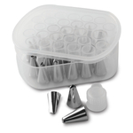 Nordic Ware 27 Piece Icing Decorating Tip Set