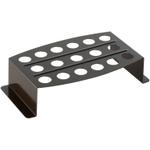 Nordic Ware Aluminum 17 Slot Chicken Leg Griller and Jalapeno Roaster