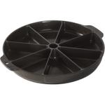 Nordic Ware Cast Aluminum 8 Slice Cornbread and Dessert Pan