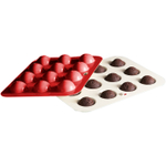 Nordic Ware Red Aluminum Cake Pops Set