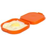 Casabella Orange Silicone Microegg
