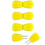 Chef'n Lemon Corn Holder, Set of 8