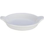 Le Creuset White Stoneware 7 Ounce Creme Brulee Dish
