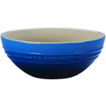 Le Creuset Medium Marseille Blue Stoneware Multi Bowl, 1.7 Quart