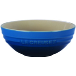 Le Creuset Marseille Blue Stoneware 3.1 Quart Multi Bowl
