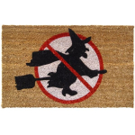 Entryways Witches Un-Welcome Holiday Themes Hand Woven Coir Doormat