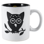 Omniware Stoneware Night Owl Mug