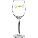 Luigi Bormioli Social Ave Molly Collection 12 Ounce White Wine Glass, Set of 4