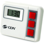 CDN White Digital TImer