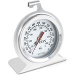 CDN ProAccurate Stainless Steel High Heat Oven Thermometer