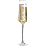 Wine Enthusiast Fusion Infinity Collection Champagne Flute, Set of 4