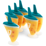 Cuisipro Snap-Fit Sailboat Popsicle Molds, Set of 6