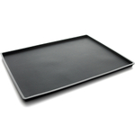 Lekue Black Silicone Non-Spill Baking Sheet