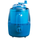 Deni Blue Automatic Ice Cream Maker with Candy Crusher