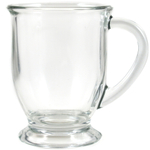 Anchor Hocking Glass 4 Ounce Mini Cafe Mug