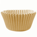 Cupcake Creations Gold Mini Baking Cup, Set of 60