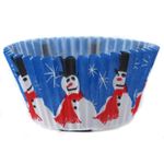Cupcake Creations Snowman Baking Cup, Set of 32
