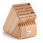 Wusthof Beechwood 22 Slot Knife Block