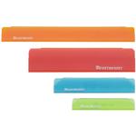 Messermeister Translucent Multicolor 4 Piece Edge Guard Set