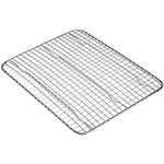 Kitchen Supply Chrome Plated Steel Cooling Rack, 8 x 10 Inch