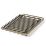 Nordic Ware Compact Ovenware 2 Piece Non-Stick Broiler Set