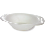 Swissmar Borner White Oval Slicing Bowl