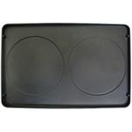 Swissmar Cast Iron Reversible Grill Plate