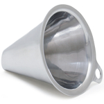 Swissmar Stainless Steel Salt and Pepper Funnel