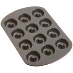 Wilton Stainless Steel Nonstick 12 Cavity Mini Doughnut Pan
