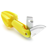 Outset Yellow Lemonaid Multi-Purpose Citrus Tool