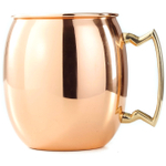 Old Dutch Solid Copper Moscow Mule Mug, 24 Ounce