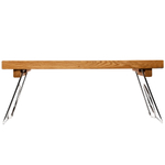 Sagaform Oval Oak Bed Tray Table