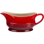 Le Creuset Cherry Stoneware 12 Ounce Gravy Boat