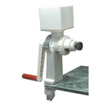 Plastic Manual Grain Mill with Steel Grinder