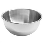 RSVP Endurance Stainless Steel Mixing Bowl, 8 Quart