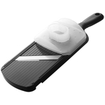 Kyocera Double Edged Black Ceramic Slicer with Guard