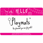 Talisman Designs Playmats Birthday Girl Placemat Pad
