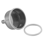 Bialetti Brikka Aluminum 4 Cup Replacement Funnel