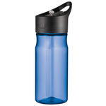 Thermos Intak Blue Leak Proof Hydration Bottle with Straw, 18 Ounce