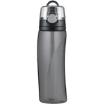 Thermos Intak Smoke Leak Proof Hydration Bottle with Meter, 24 Ounce
