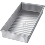 USA Pan Aluminized Steel Biscotti Pan, 12 Inch