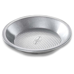 USA Pan Aluminized Steel Pie Pan, 9 Inch