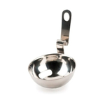 RSVP Endurance 18/8 Stainless Steel Egg Separator with Bowl Hook