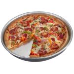 Nordic Ware Naturals Aluminum Deep Dish Pizza Pan, 14 Inch